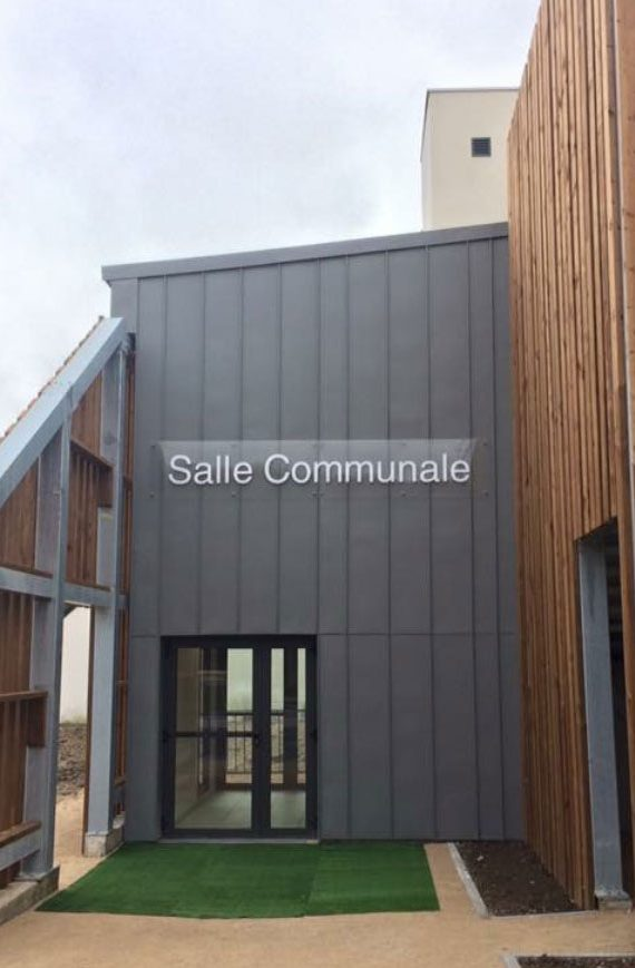 Salle communale Limeray